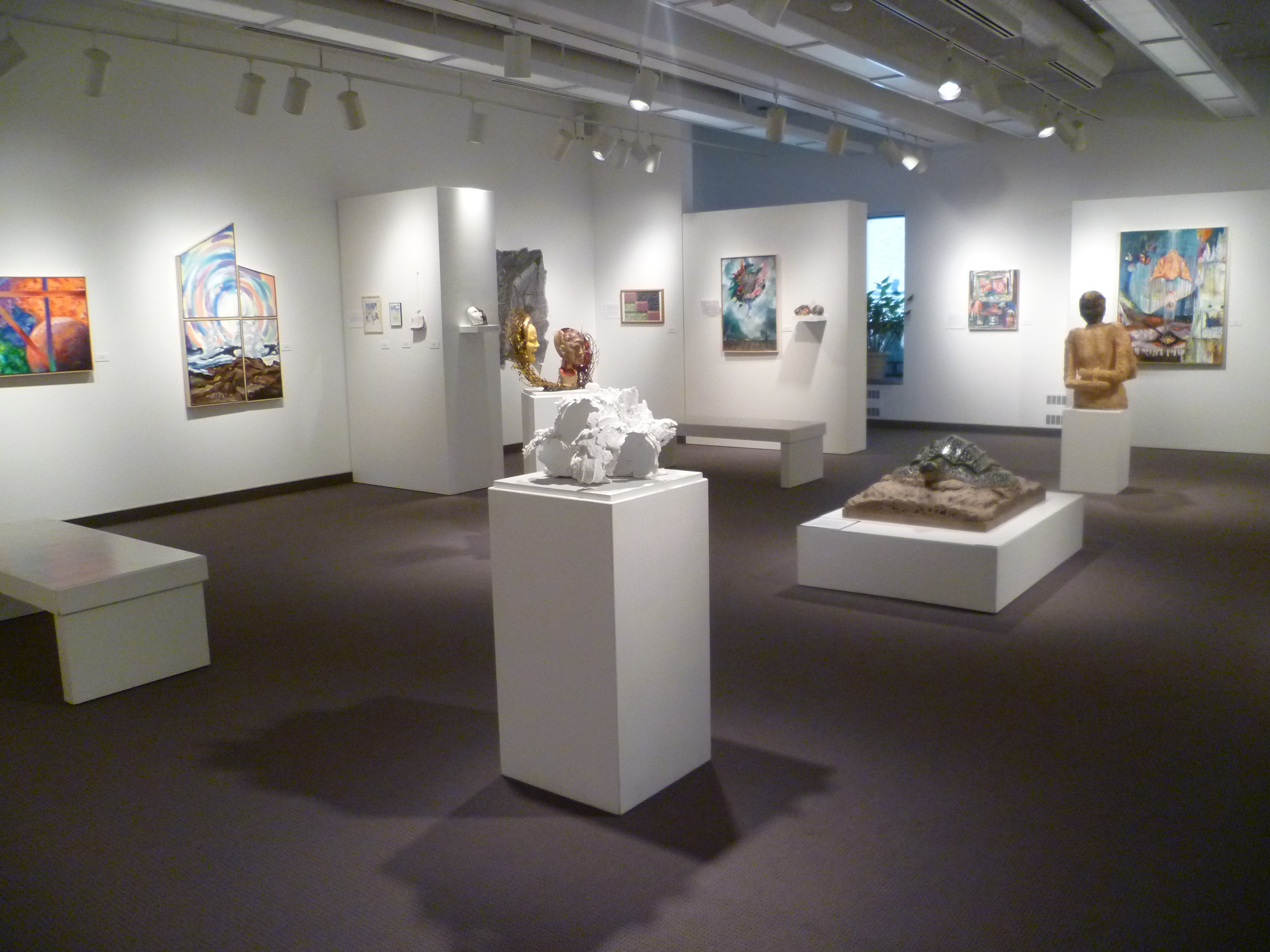 How to design an art gallery - Talley Gallery