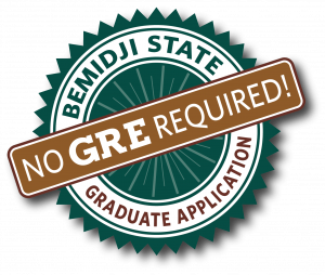 No G R E testing requirement for this program.