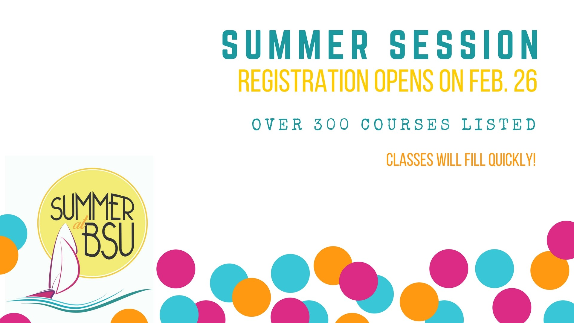 summer session courses 2018 summer session course offerings - schedule available march 5th every summer offerings ~ jmu understands that students need to plan course schedules in advance in an effort to assist you in planning, we have provided a list of courses we offer every summer.
