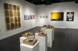 Talley gallery faculty showcase
