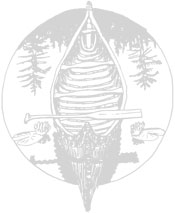 Canoe BW