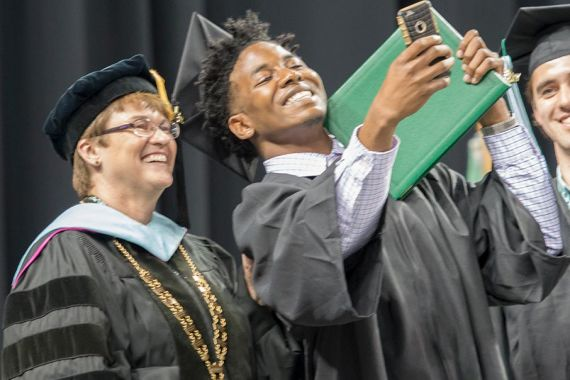 Bemidji State's Class of 2021 and the Commencement They'll Never Forget