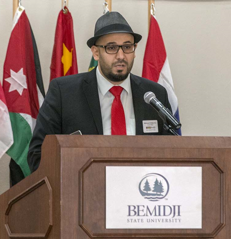 Photo of Dr. Mahmoud Al-Odeh