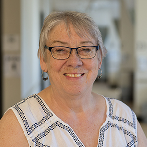 Photo of Dr. Carolyn Townsend