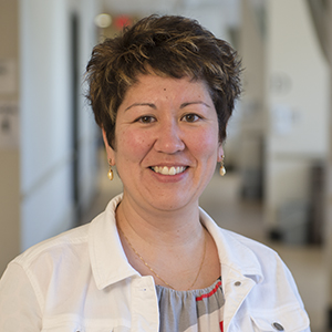 Photo of Dr Misty Wilkie