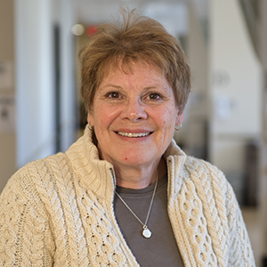 Photo of Dr. Nancy Hall