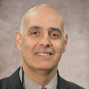 Photo of Dr. John Gonzalez