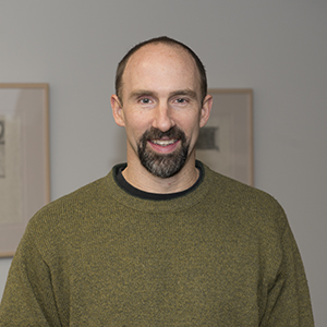 Photo of Dr. Todd Frauenholtz