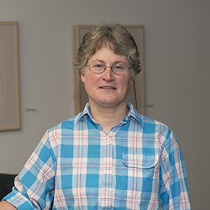 Photo of Dr Colleen Livingston