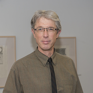 Photo of Dr Eric Lund