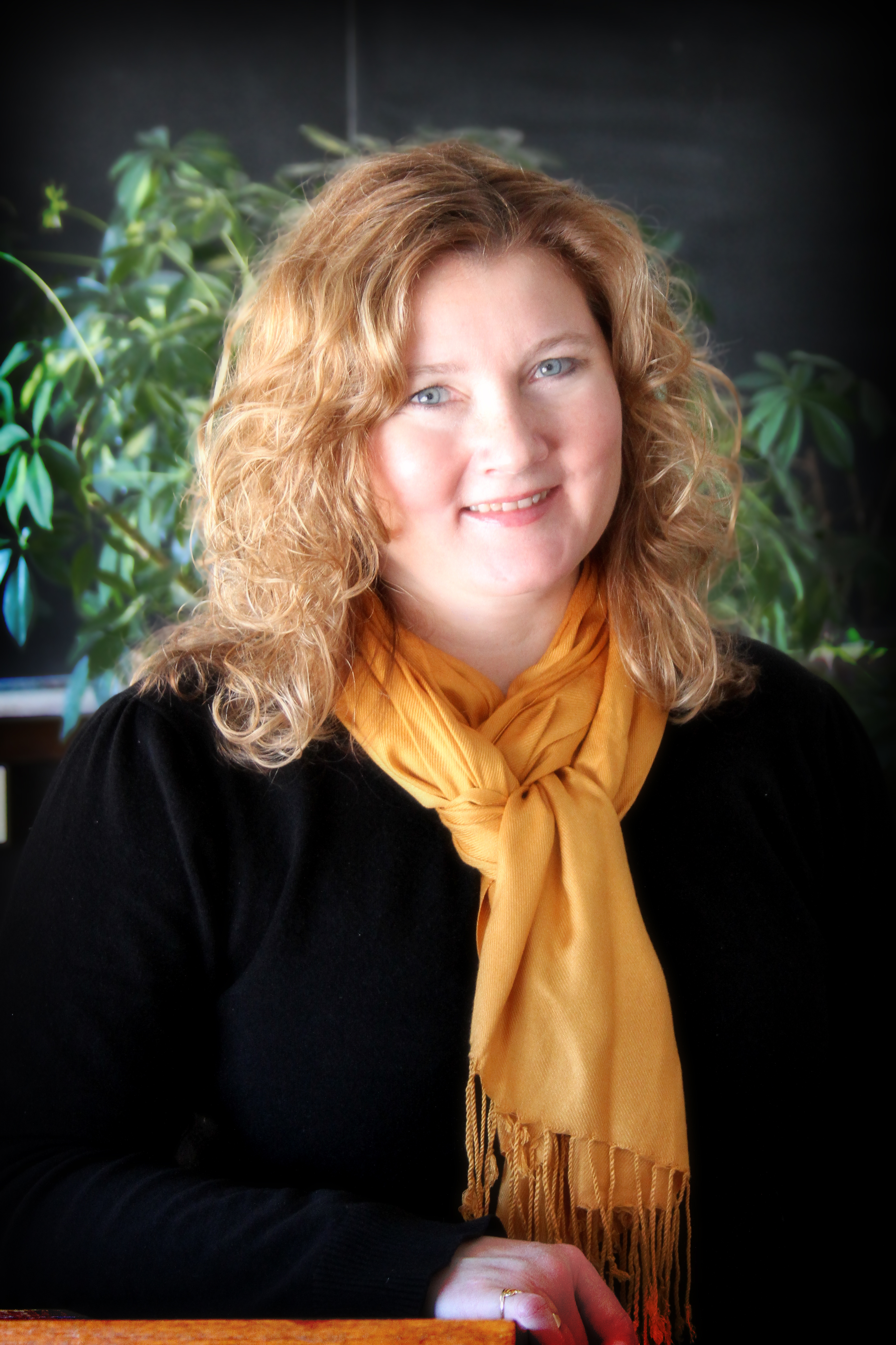 Photo of Dr. Heidi Hansen