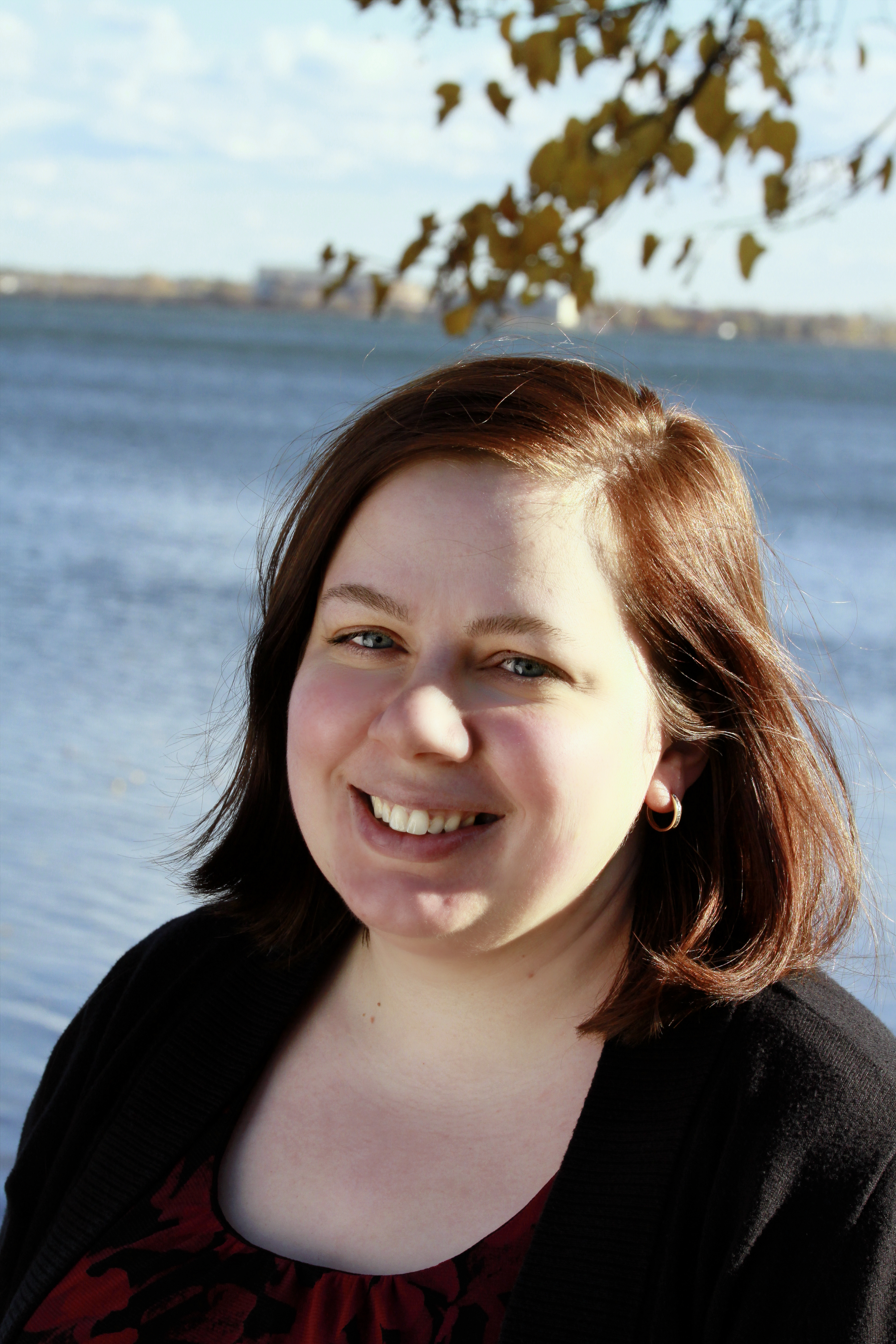 Photo of Dr. Holly LaFerriere