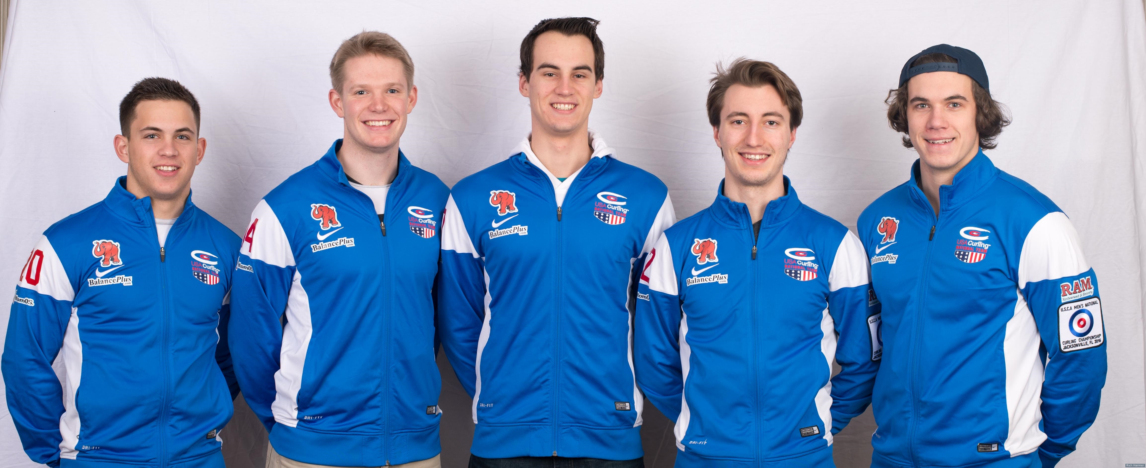 USA Curling National Championship Includes Two BSU Students