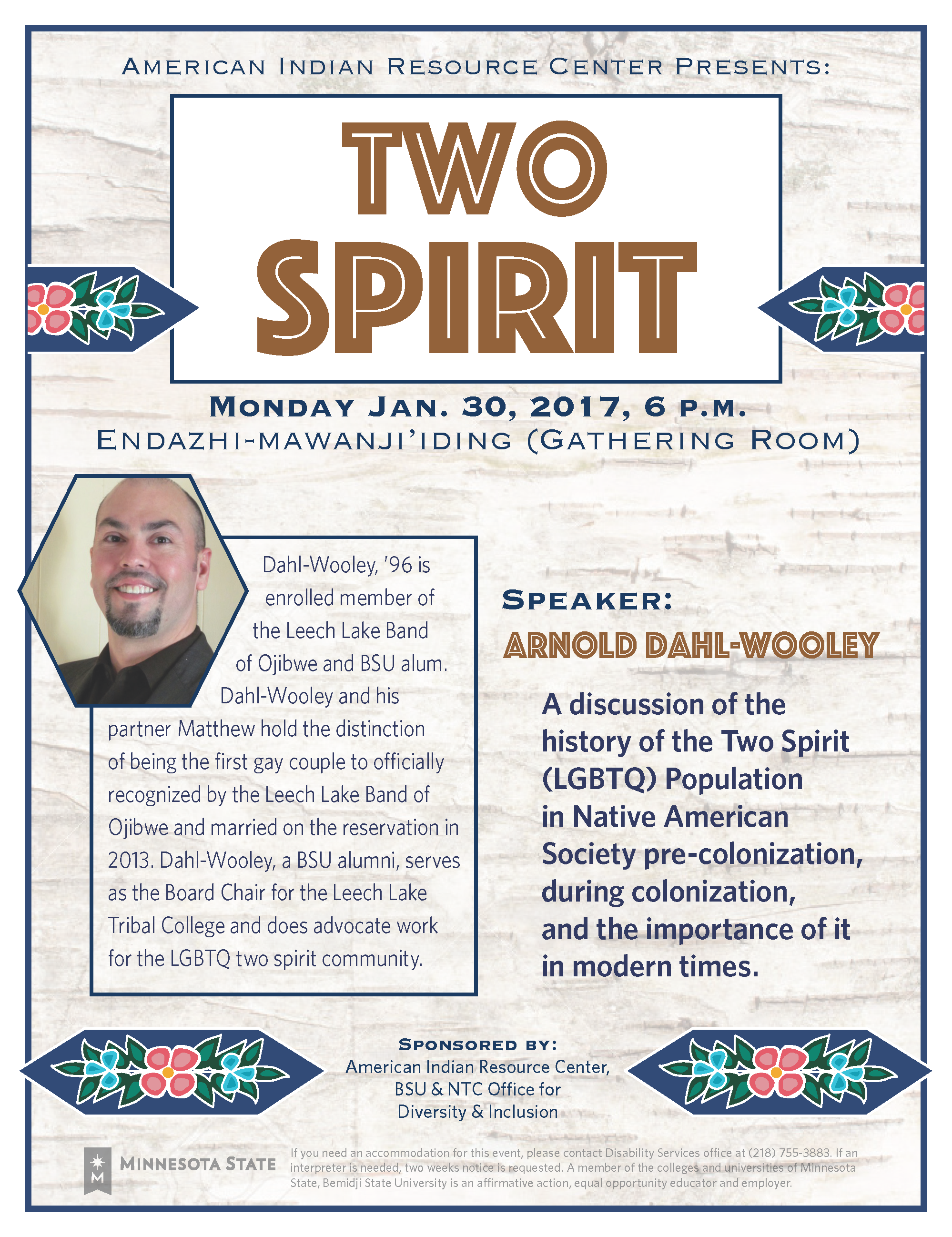 bsu alum explores history of native american two spirit
