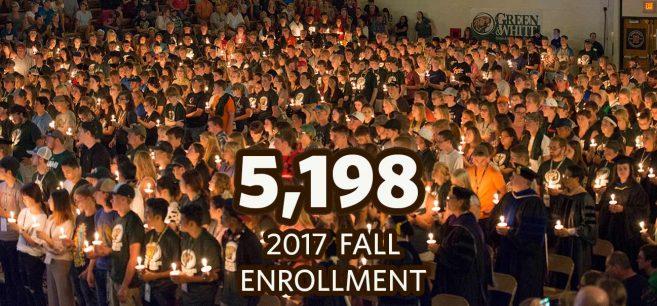 Fall Enrollment at Bemidji State University Grows for Third Consecutive Year