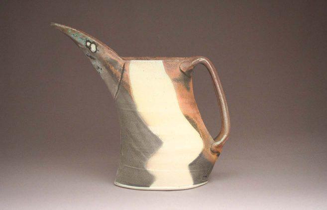 Jeff Oestreich—soda glazed bowl