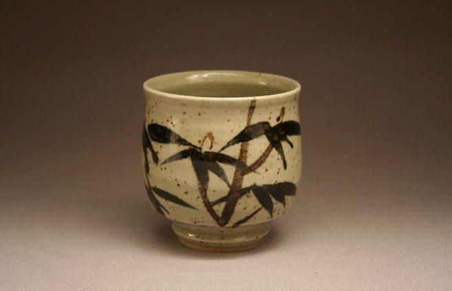 Soji Hamada Studio—stoneware tea bowl