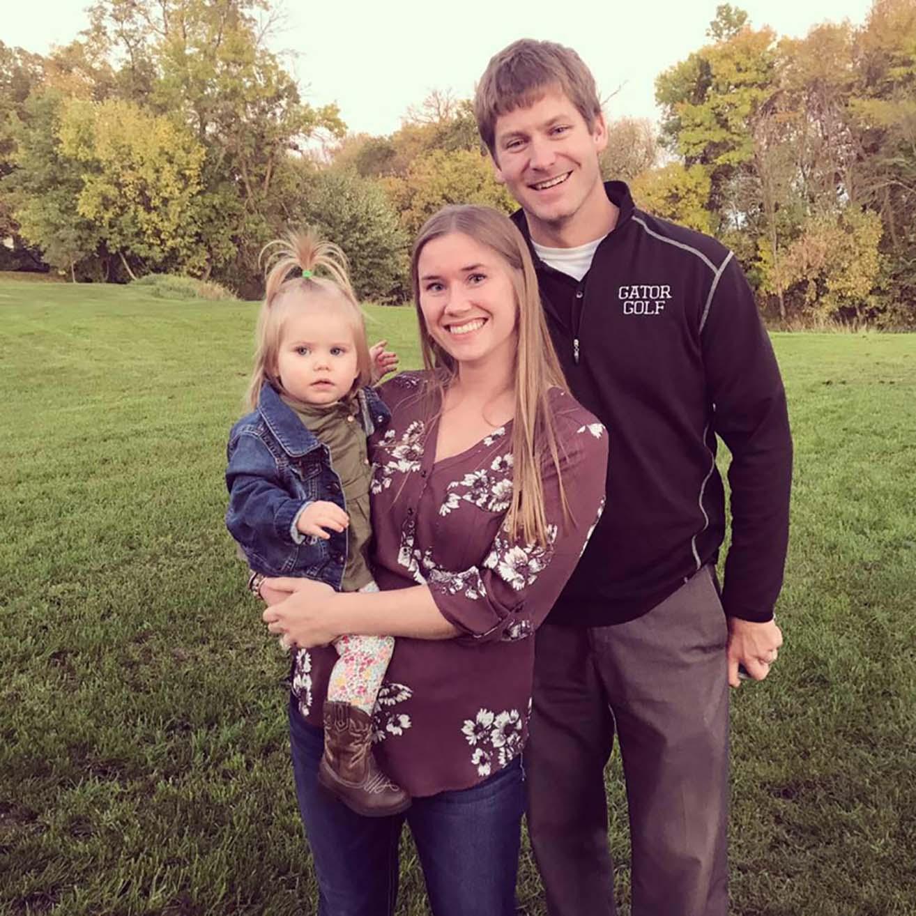 Emily & Brady Johnson