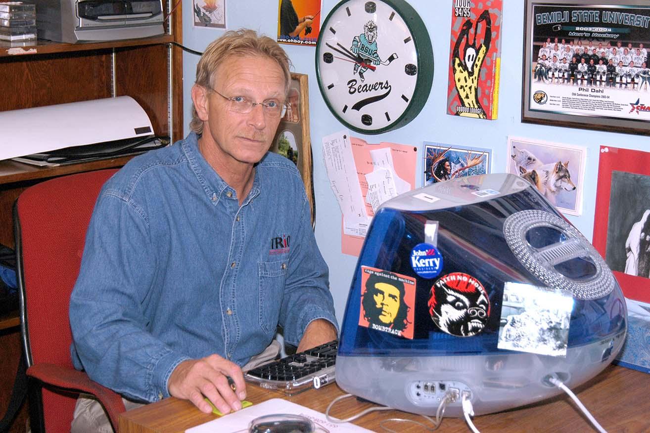 Philip Dahl, professor emeritus of TRIO/Student Support Services, 1985-2011