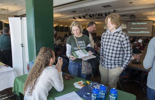 Academic Advising & Registration on April 6 in the Beaux Arts Ballroom.