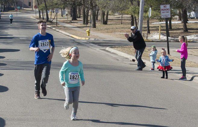 Stride Into Spring 5K/10K on April 21 on Birch Lane.