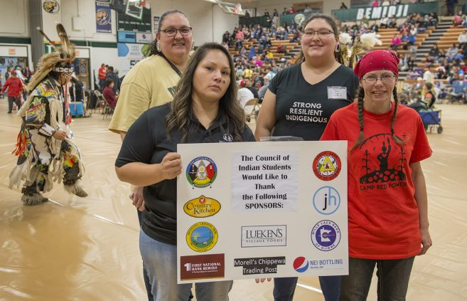 BSU Council of Indian Students Powwow, 2018