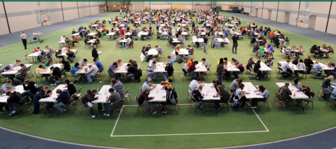 BSUs 46th Northern Minnesote Math Contest