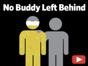 No buddy left behind student initiative