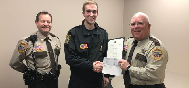 Andrew Beste Minn. Sheriffs Assoc. Scholarship