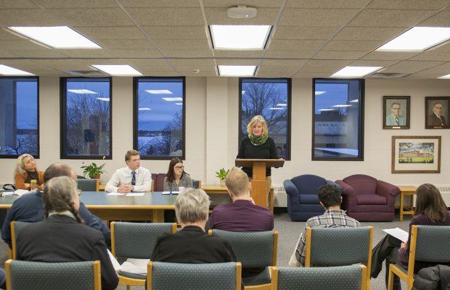 Laura Seter, 2018 Graduate Student Mini-Conference