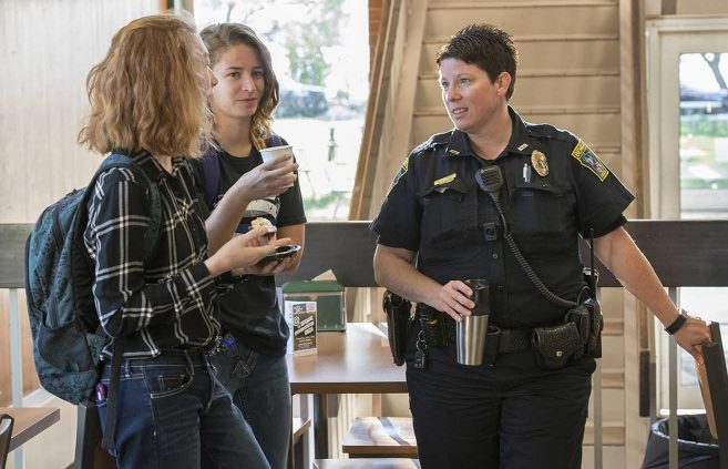 """""""Breakfast With the Cops"""""""
