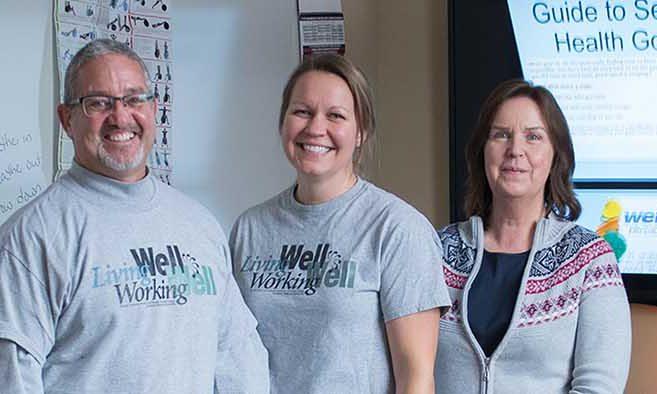 Employee Wellness Room