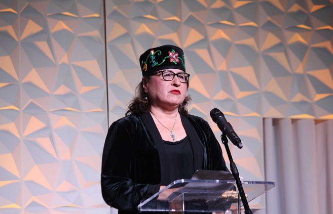 Dr. Brenda Child '81 – Professional Education Award.