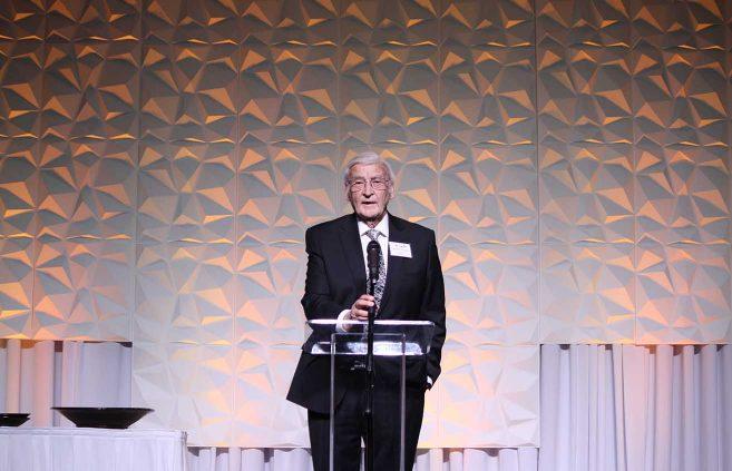 Wayne Thorson - Honorary Alumni Award.