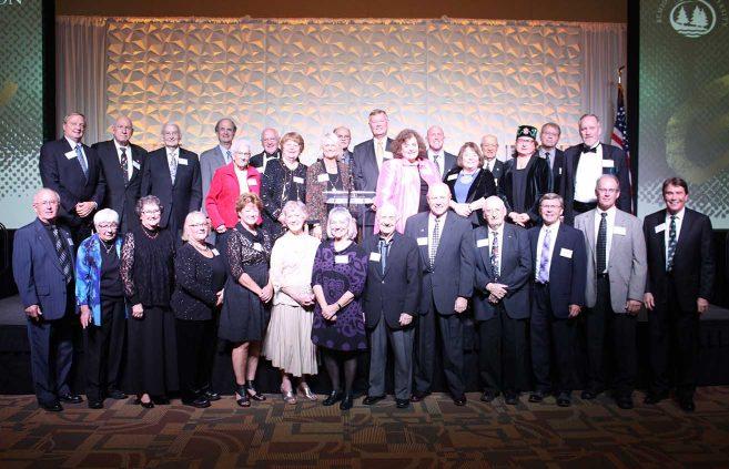 Current and past alumni award recipients.