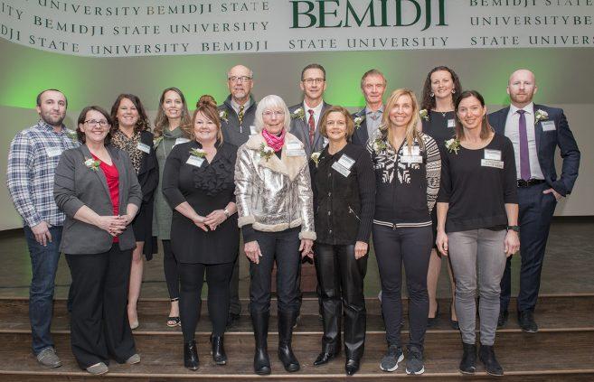 BSU Athletics Hall of Fame Inductees.