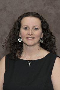 Karen Morrissey, 2019 BSU Athletic Hall of Fame Inductee.