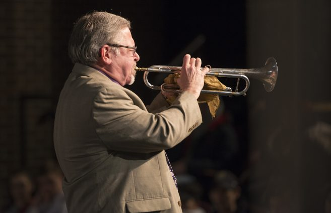 BSU Jazzfest, Mike Williams