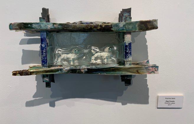 """Dog Fossils"" by Kosmas Ballis."