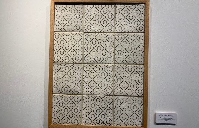"""Tessellated 5320 Hz"" by Forrest Lesch-Middelton."