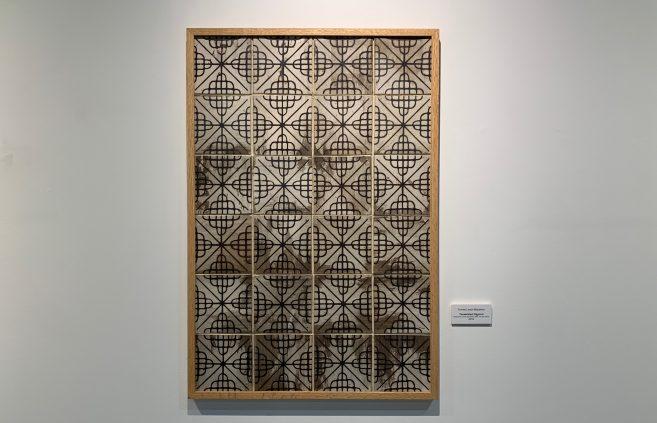 """Tessellated Ziggurat"" by Forrest Lesch-Middleton"