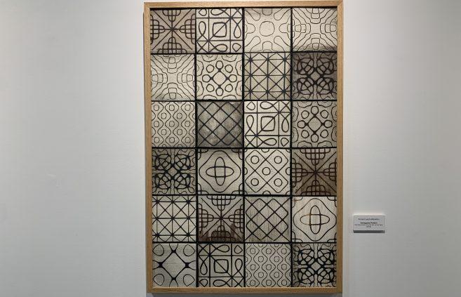 """Variegated Pattern"" by Forrest Lesch-Middelton."