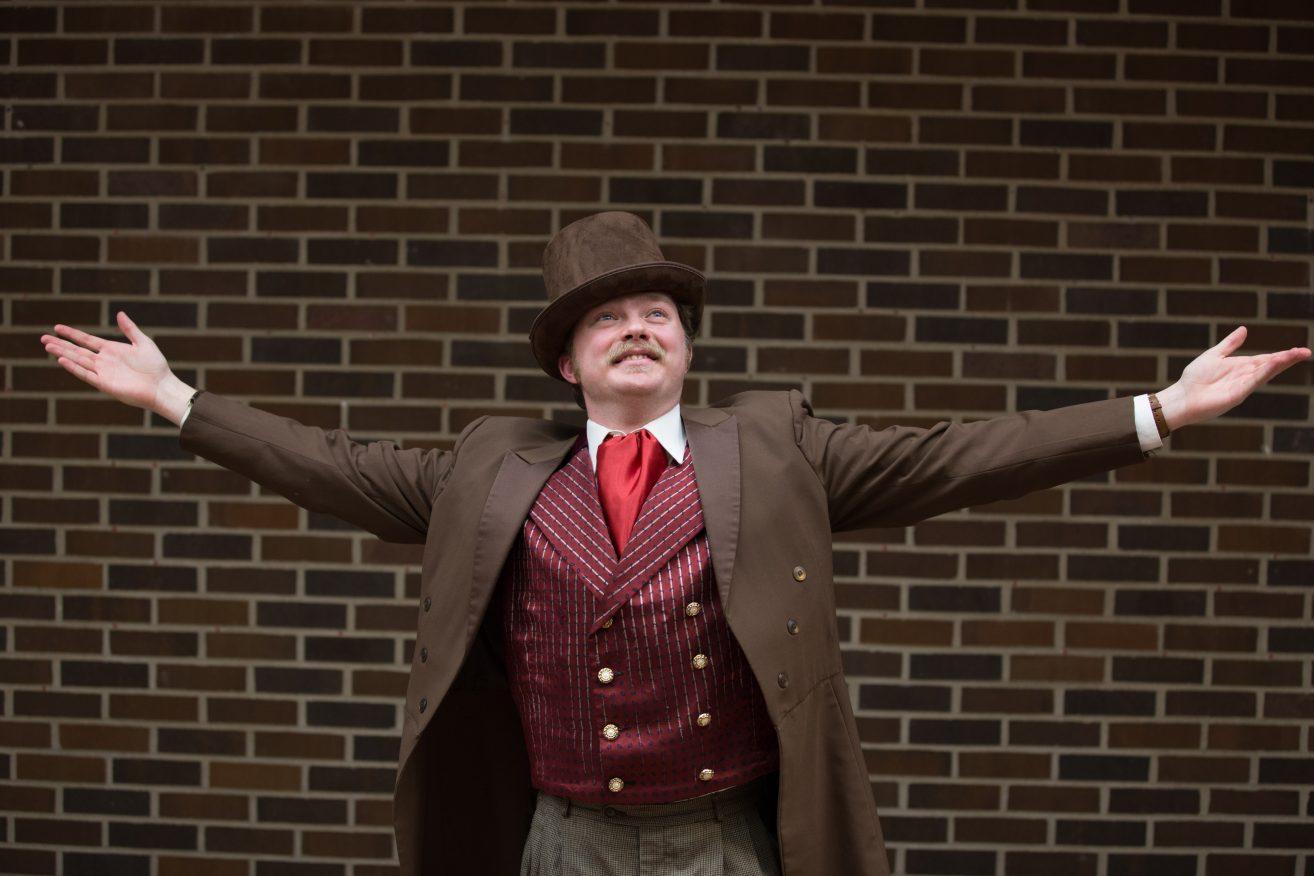Ian Trosen in Le Docteur Miracle