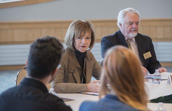 U.S. Senator Tina Smith (D-MN)