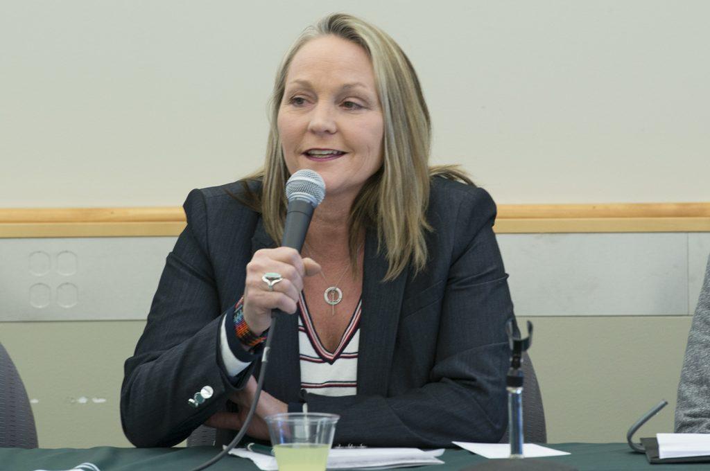 Liz Letson, Eagle Vista Ranch & Wellness Center counselor.