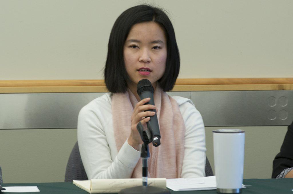 Jo Li, Northstar Visiting Scholars Academy coordinator.