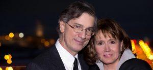 Leland Wilkinson and Marilyn Vogel
