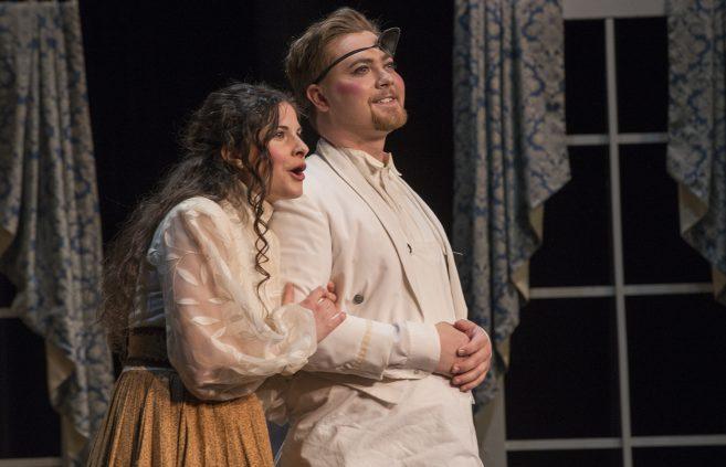 Opera Miracle Dress Rehearsal