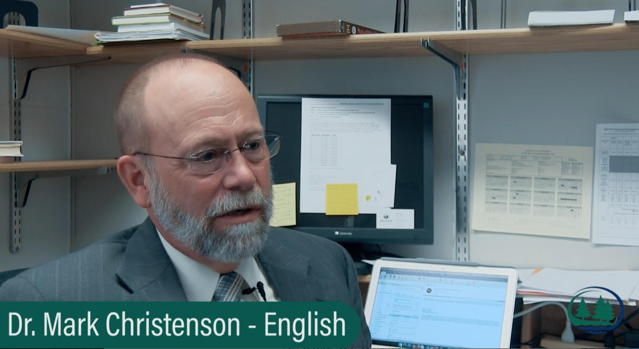 Dr. Mark Christenson