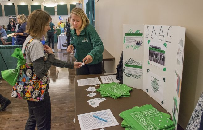 2019 All-Campus Health Fair